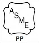 ASME PP Stamp