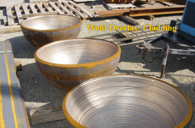 The Principles Of Weld Overlay Or Metal Cladding
